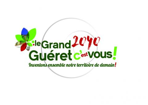Logo Grand Guéret 2040