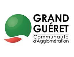 Logo Communauté d'Agglomération du Grand Guéret
