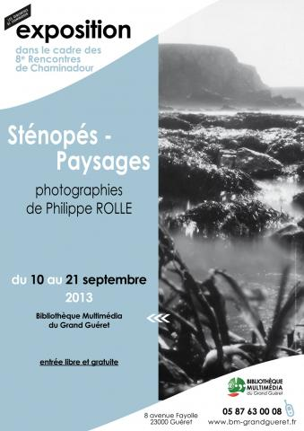 Image exposition Philippe ROLLE