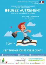 Affiche semaine de la mobilité 2015