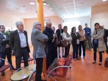 Accueil délégation CG16 CRD