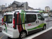 TAD agglo'Bus décoré