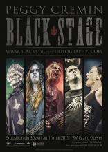 Affiche Exposition Black Stage