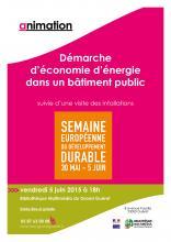 Affiche dev durable 2015 - BM