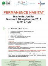 Image permanence habitat Jouillat 18.09.2013