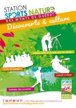 Découvert et culture Station Sports Nature des Monts de Guéret 2017