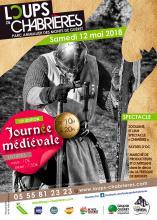 Flyer Médiévale 2018 Loups de Chabrières