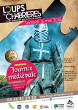 Affiche médiévale 2015