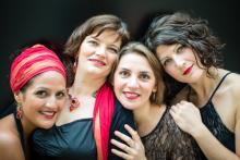 Photo Quatuor Méliades