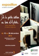 Visuel exposition Editions COLLODION