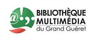 Logo Bibliothèque Multimédia du Grand Guéret